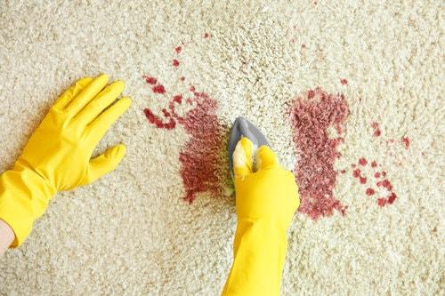 Nettoyage après décès