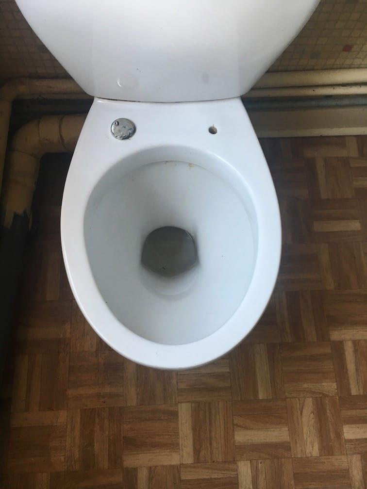 Exemple d'intervention SOS Nettoyage - Après